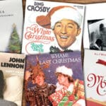 Världens mest spelade jullåtar