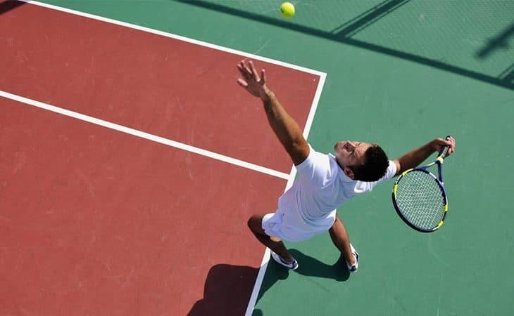 Världens 10 hårdaste servar i tennis