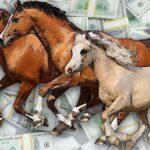 5 av tidernas dyraste hästar