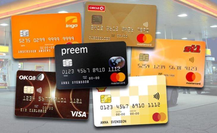 5 fördelar med att använda tankkort