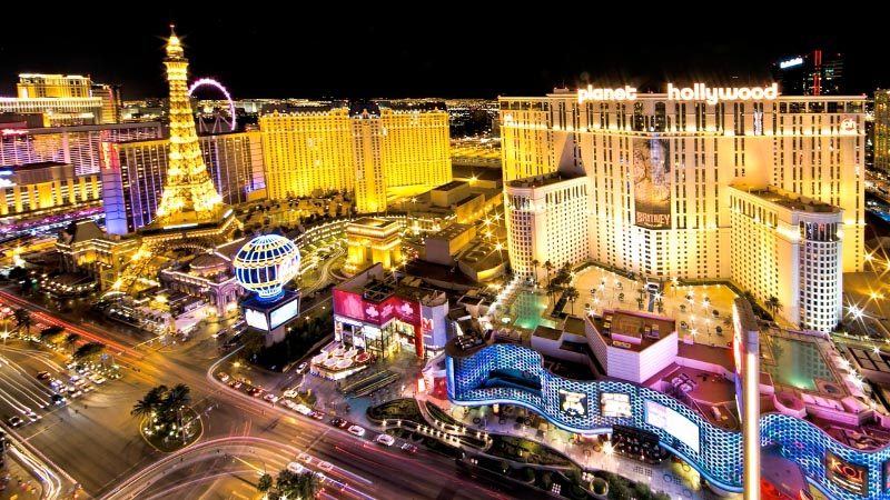 5 av Las Vegas bästa casinon